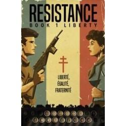 RESISTANCE BOOK 1 LIBERTY